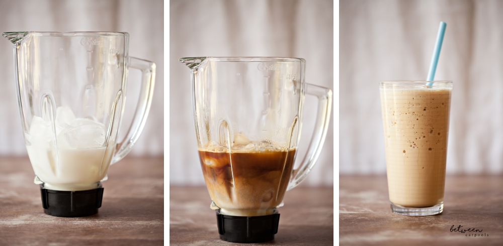 Homemade Coffee Slushie