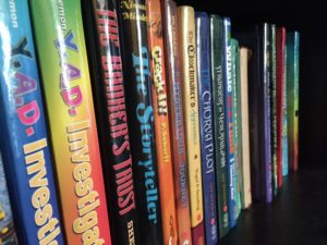 How to Finally Organize All Those Books
