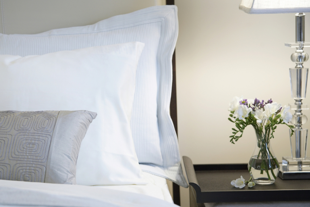 How to Stock Your Guest Room