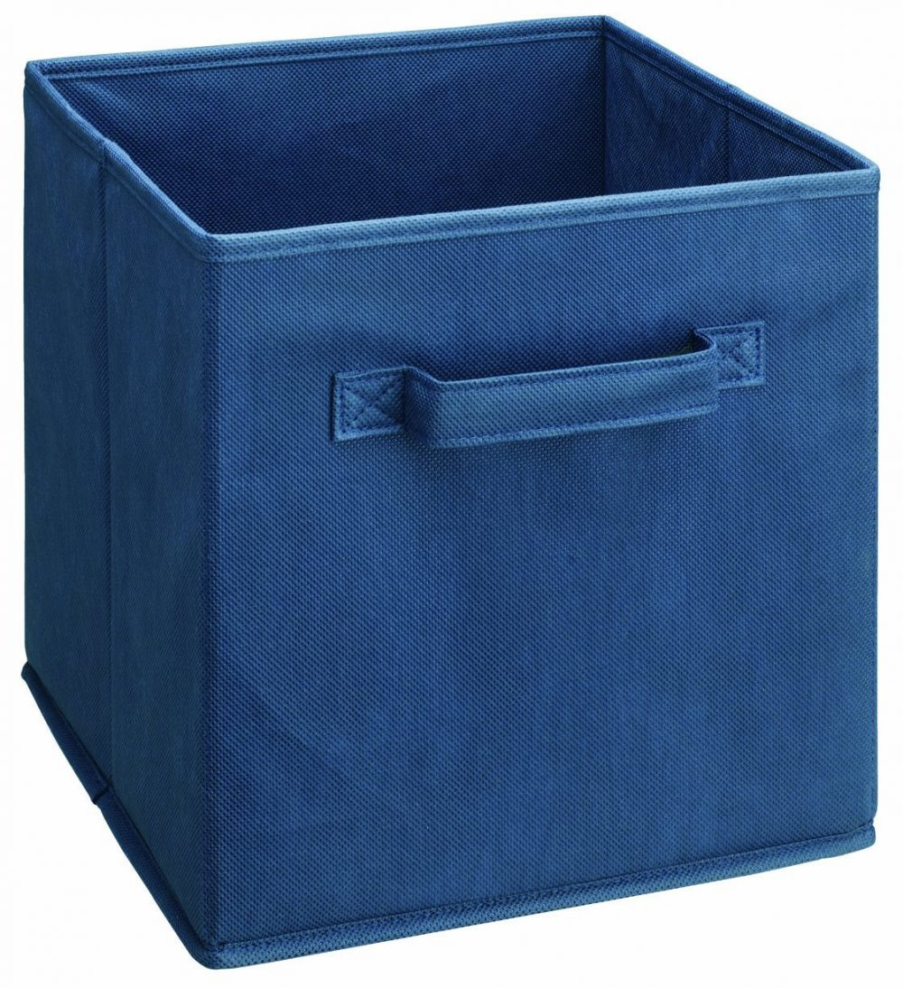 Keep these bins in your car to keep them organized.