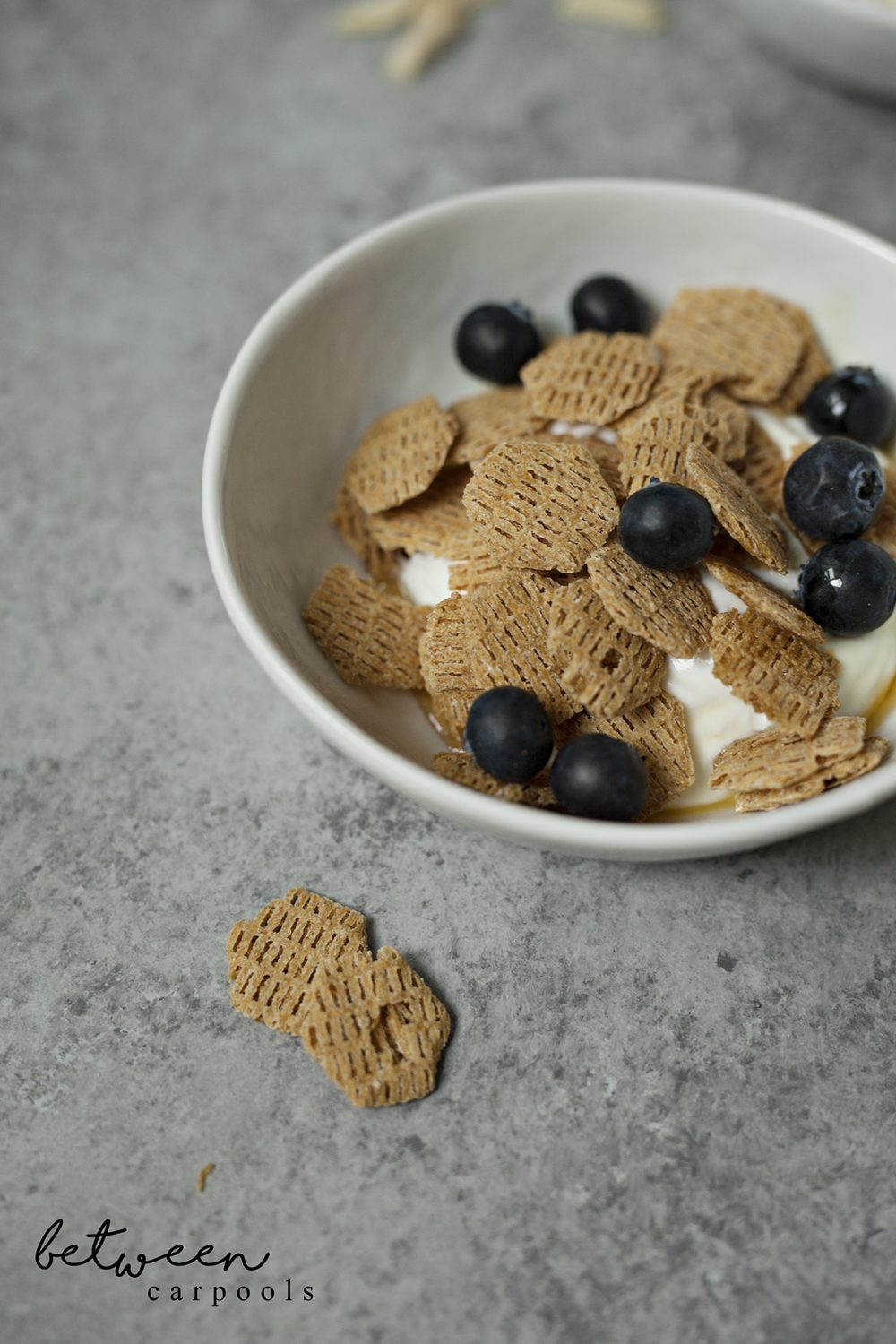 Pile on the fruit, a drizzle of sweetener, and add a handful of crunch (choose one of each!), and you've got yourself a perfect breakfast. Packed with protein, vitamins and flavor, it's the perfect start to any day.