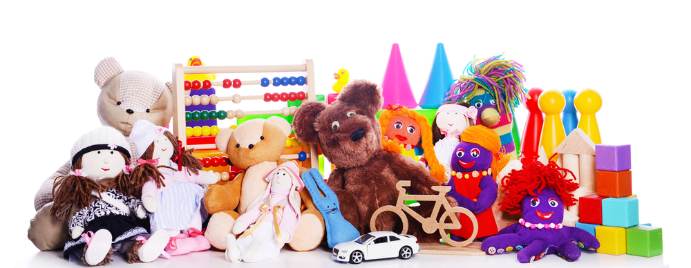 How to buy toys on a budget