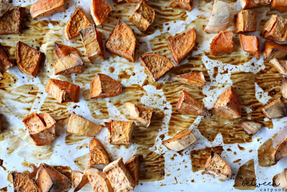 Two Ingredient Side Dishes!: Maple Sweet Potatoes These are the side dishes you'll make the most often in the least amount of time.
