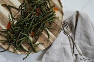 Sweet Chili Green Beans Might Be the Easiest-to-Prepare Side Dish Ever