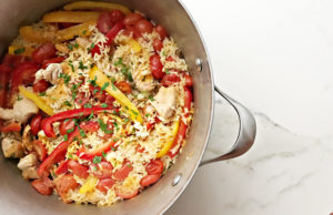 Chicken Paella: The One Dish Dinner (Most of) Your Family Will Love