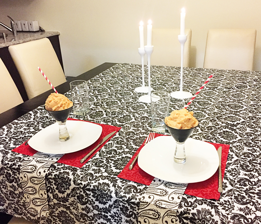 DIY Date Night. Can't Get Out? Make Your Nights at Home Special. Little touches to the table or a new activity turn a regular evening into a memorable evening
