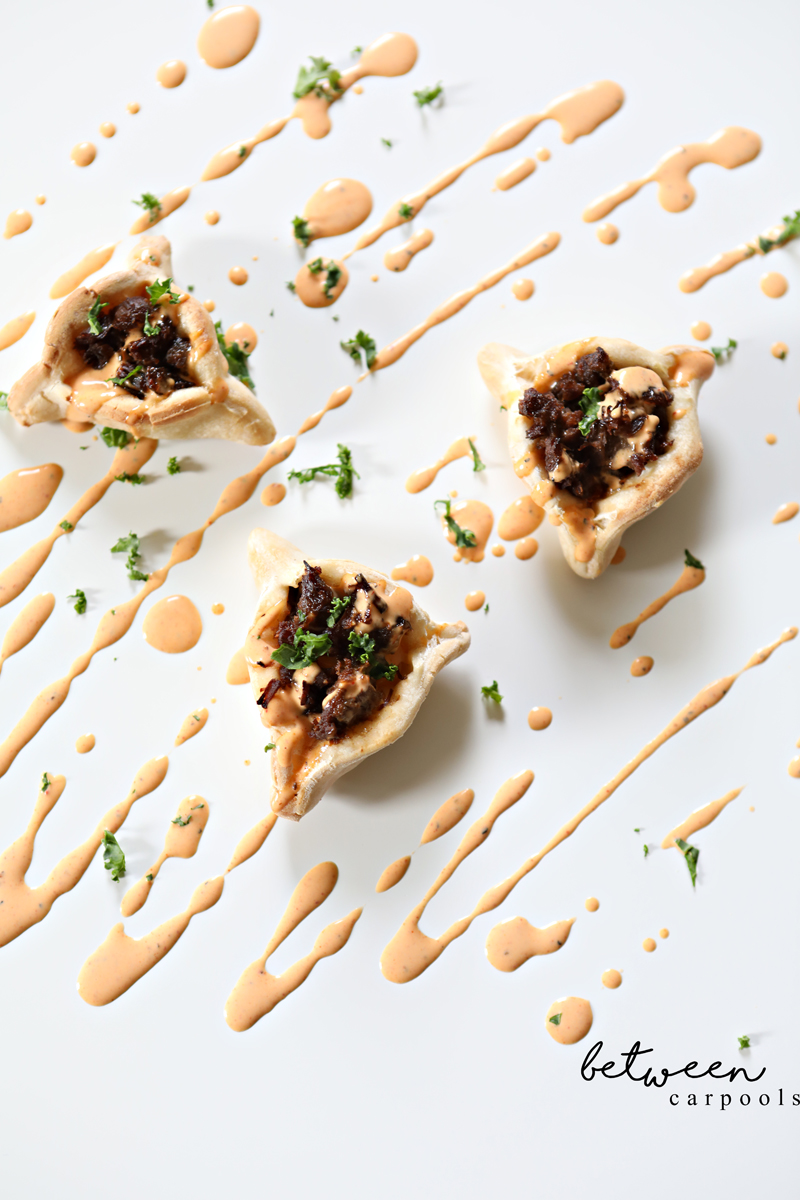4 Ways to Make Hamantashen (and None Involve Making or Rolling Dough) Not up to rolling out a dough and baking hamantaschen? Get in the Purim spirit with these four easy and tasty ways to enjoy the three-cornered pastry.