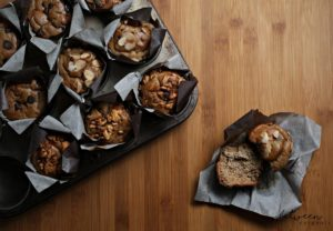 Hectic Morning? Banana Muffins to the Rescue.