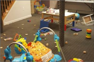 How to Get Your Kids to Clean the Playroom