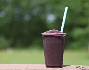 Calories That Count: Cherry Berry Smoothie. Need new yummy ideas that work on a calorie budget? I've got a few.