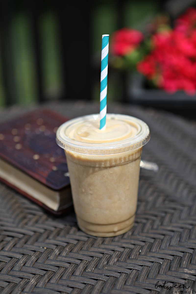 Help Me BCP! How Can I Make a Perfect Coffee Slushie at Home? You can be drinking a cold, refreshing blended iced coffee in about 90 seconds.