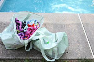 Swimming Made Easy: 4 Ways to Make Pool Time (and Laundry Time) Easier for Mom