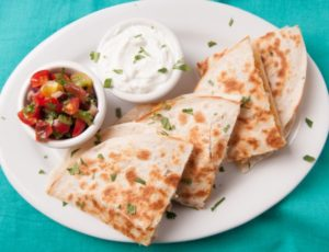 Simple, Satiating, and Easy…For a No-Fuss Dairy Meal, Make Quesadillas