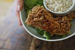 You've Always Wanted to Know the Secret of a Great Rice Krispies Chicken