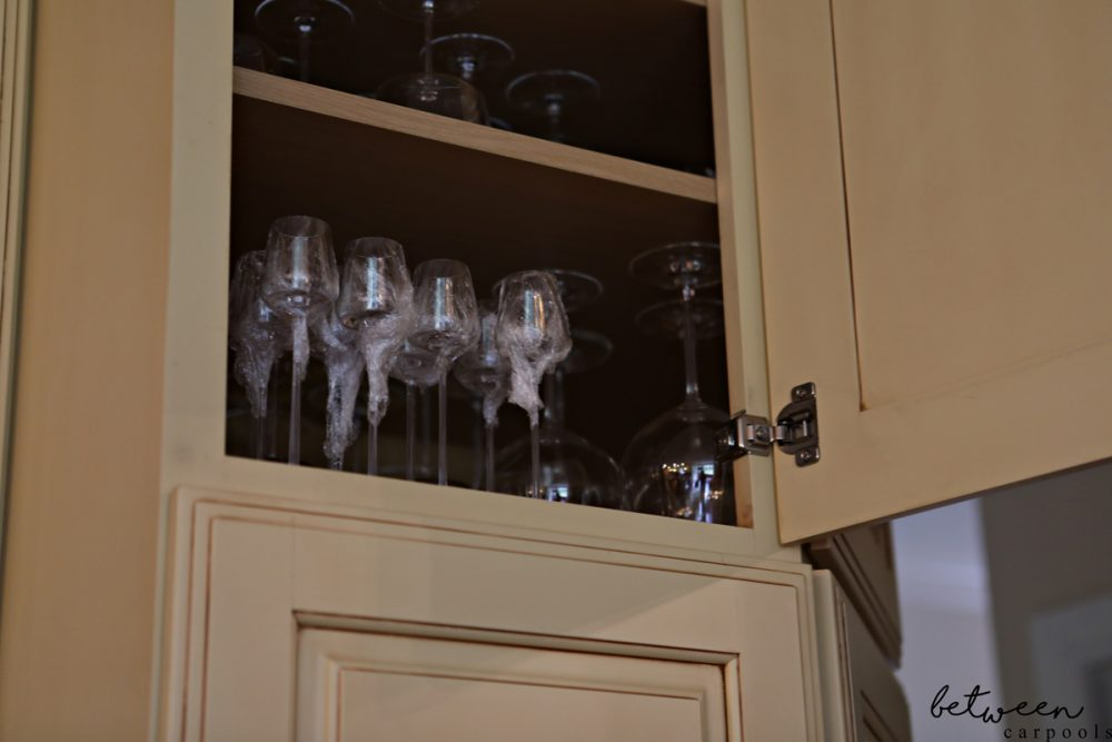 Opening a Bottle of Wine for Yom Tov? Ensure Your Have Clean Stemware, Every Time. There's no dust allowed in these wine glasses.