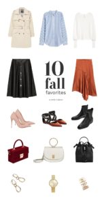 Freidy Goldberger's Top Ten Wardrobe Basics
