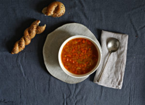 You Need a New, Different Soup. We Know. This One's Comforting, Aromatic, and Flavorful.