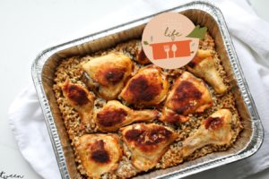 Rochie Pinson's Tried-and-True (Quick Prep!) Weeknight Dinners: One-Pan Chicken and Rice