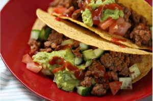Rochie Pinson's Tried-and-True (Quick Prep!) Weeknight Dinners: Tacos!