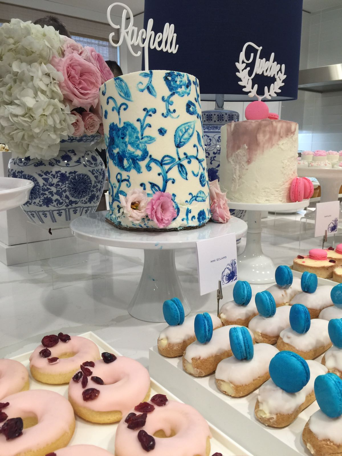 Throwing a Chanukah party? You might love some of the details at this Bas Mitzvah. Note that these photos are intended as inspiration only...in every party, there's always one aspect you'll want to make your own.