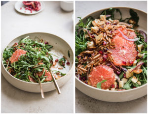See Why We're Smitten by Sina Mizrahi's Completely Magnificent Blood Orange Salad