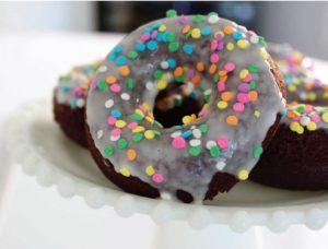 "Wish There Was a ""Healthy"" Donut? This Comes Really Close."