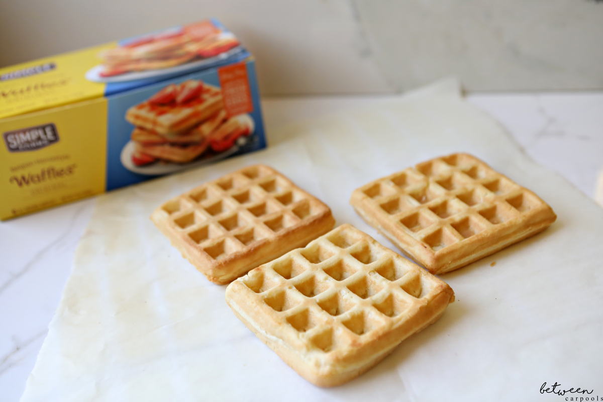 This Chanukah, Wow Your Guest Without Any Effort Whatsoever. Nobody Needs To Know. These waffle dishes are so good, you'll never believe they're pareve.