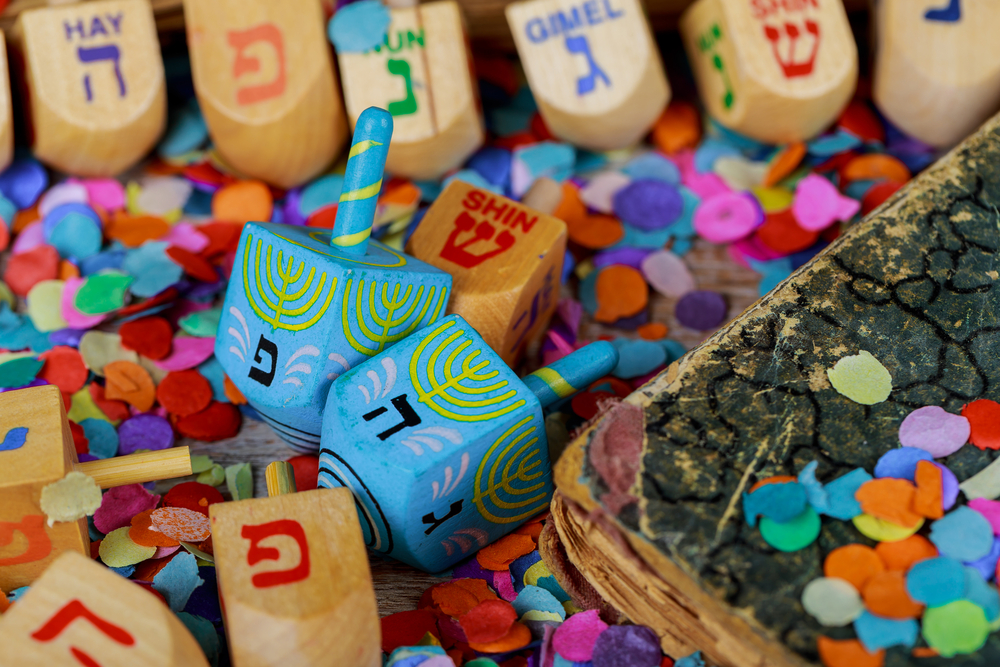 The Dreidel Chanukah Games to play