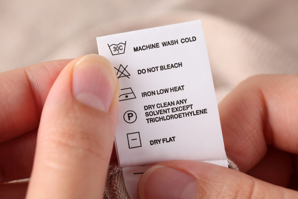 What Do All Those Symbols on Your Clothing's Wash Care Symbols Mean?