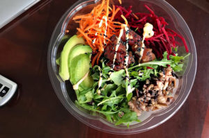It's What's for Lunch: The Poke Bowl