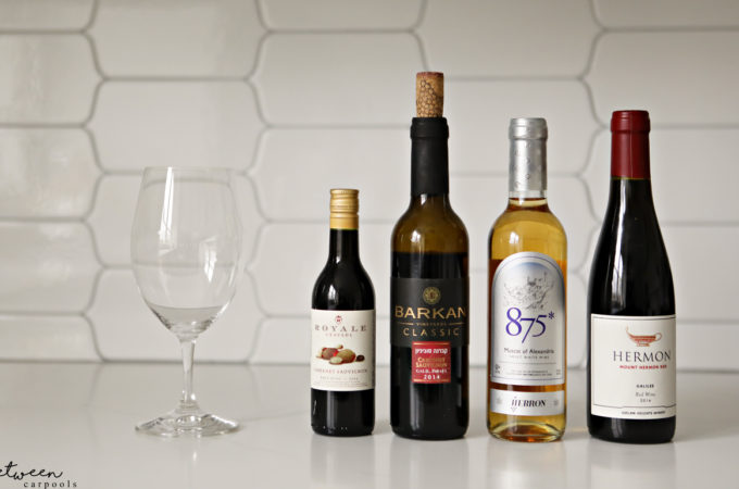wine bottles for cooking
