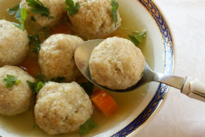 The Easiest Way to Prepare Roast and Matzah Balls for Pesach