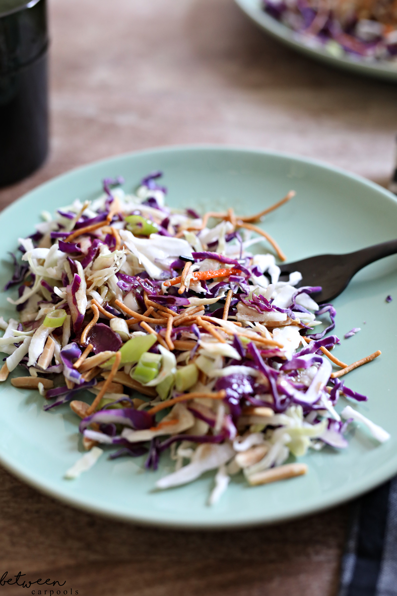 re You Always on the Lookout for a Fun, Interesting Salad? This Red Cabbage Salad is Just What You're Looking for. Sweet, salty, tart, and tangy...this red cabbage salad is the exciting addition to your meal