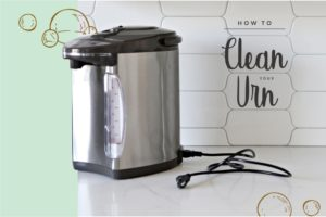 Basics: How to Clean Your Urn. Your urn will be clean, shiny, and look like new in one easy step.