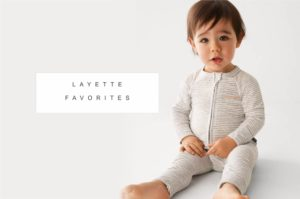 We've Rounded Up the Very Best Layette & Baby PJs Online