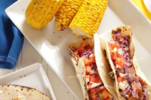 You've Never Had This Much Fun Eating Fish: Crunchy Fish Tacos