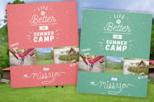 Do You Miss Your Kids in Camp Already? These Personalized Camp Blankets Are the Gift They'll Remember Forever