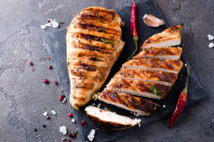 tangy grilled chicken