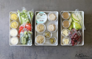 Grab and Go Snack Solution. Because, Come Summer, the Average Child Eats 9 Snacks a Day (I counted)