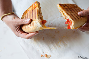 One Genius Trick to Keep Your Panini Maker Clean (Even When Your Sandwich is Ultra-Cheesy)