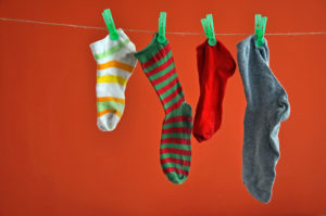 This Sock Sorting Trick Will Change Your Laundry Forever
