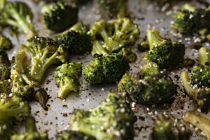 That Really Easy Side Dish That You Still Need: Sesame Broccoli