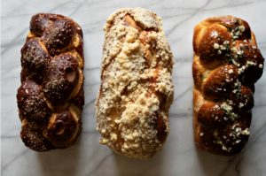 3 New Ways to Top Challah (or Fake That You Made It)