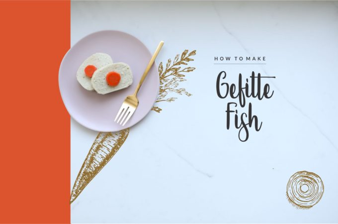How to Make Gefilte Fish