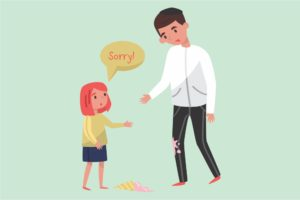 I'm Really Sorry: How to Teach Your Child to Apologize Sincerely