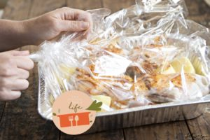 The Best, Moistest Chicken is Chicken in a Bag (Bonus: It's Cleanup Is Also the Easiest!)