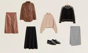 We Had a Stylist Pick 7 Great Looks for You for Fall.