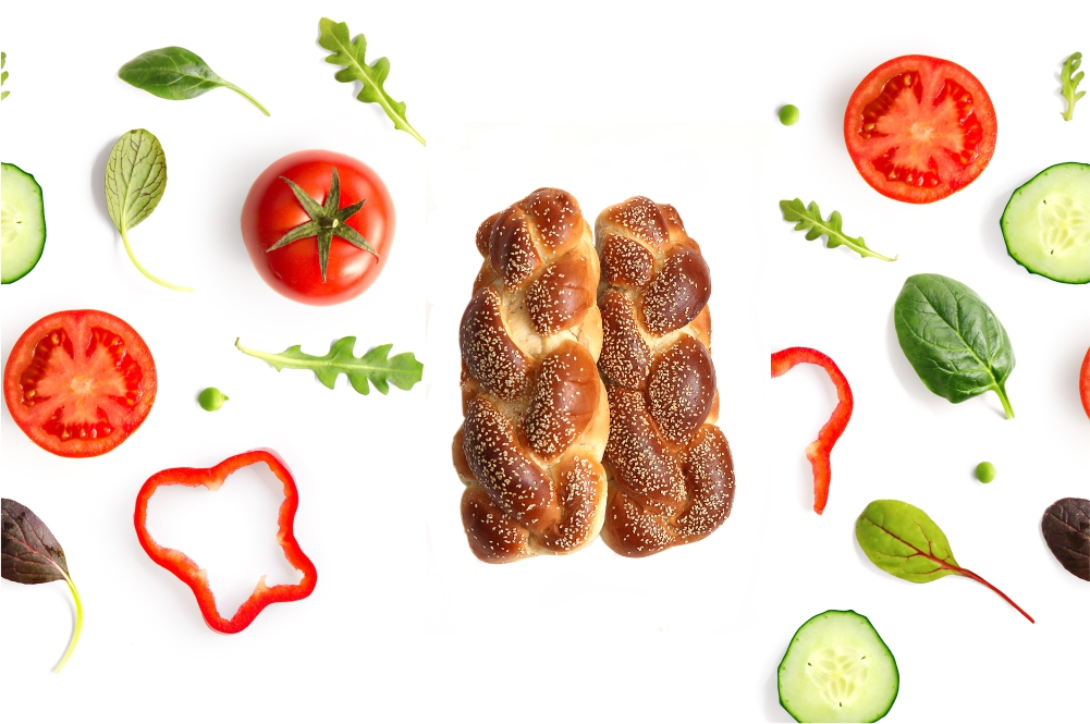 healthy shabbos foods