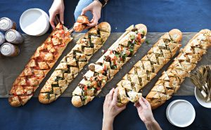 Your Guests Will Dig Right Into Our Party Breads!