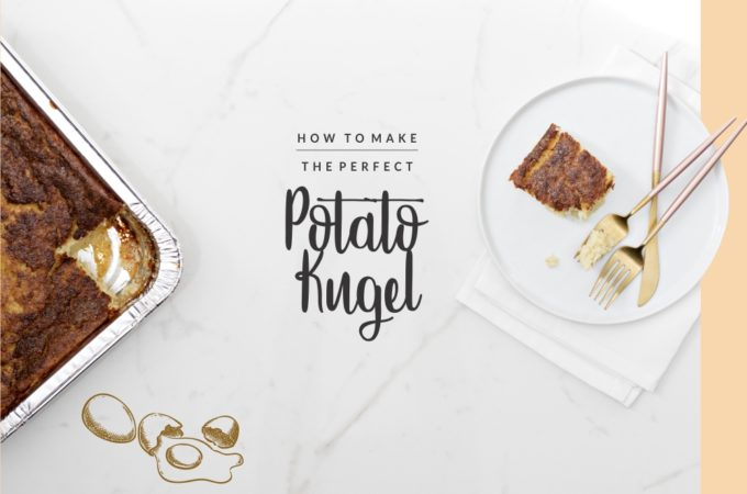 how to make potato kugel